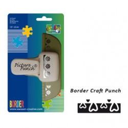 Бордюрен перфоратор - Border Craft punch hart