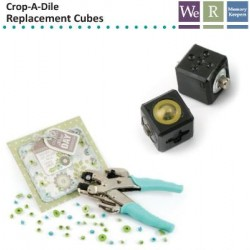 Резервни кубове за Memory Keepers Crop-A-Dile replacement cubes - к-т от 2бр.