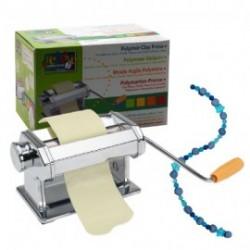 Машина за разточване на полимерна глина - Klei/pasta machine - 15см