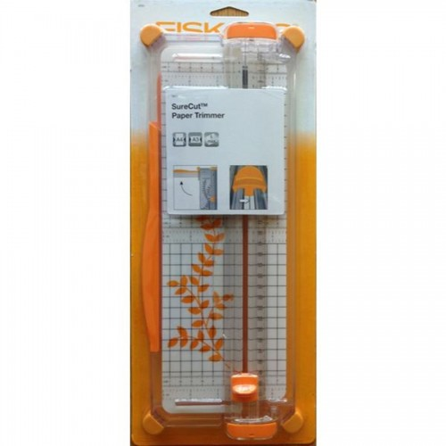 Тример - Fiskars - Fiskars portable sure cut paper trimmer 30cm A4