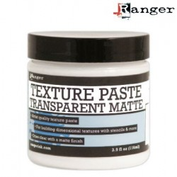 Прозрачна текстурна паста мат - Ranger - Texture paste transparent matte