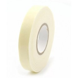 Двойнолепяща 3D лента - Vaessen Creative • Foam tape 2mmx12mm 2m white