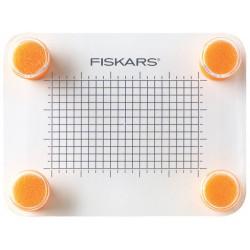Преса за прецизно поставяне на печати - Fiskars easy stamp press