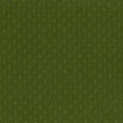 """Картон с релефни точки - наситено зелен - 12"""" х 12"""" - Bazzill dot Swiss 12x12"""" x1 clover leaf - 180гр."""
