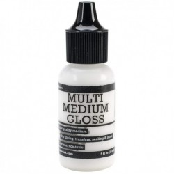 Медиум гланц - Ranger medium gloss 1/2 oz. - 18мл