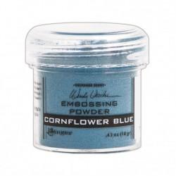 Синя ембосинг пудра - Ranger Wendy Vecchi embossing poeder cornflower blue